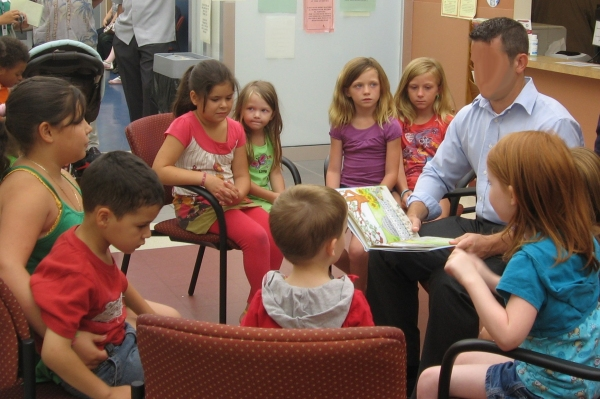 Smythe Reading to Children