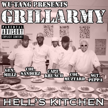 Grillarmy - Hell's Kitchen