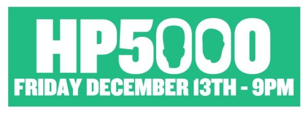 HP5000, December 2013
