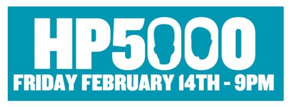 HP5000 February 2014