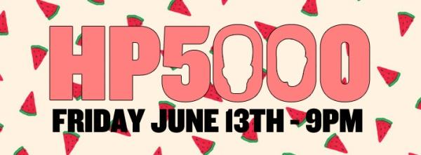 HP5000, June 2014