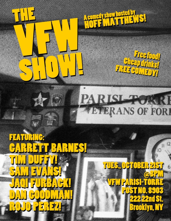 The VFW Show!